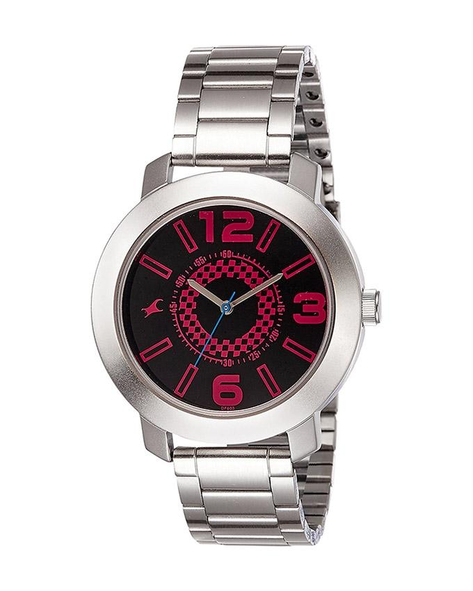 3120SM04 - Stainless Steel Analog Watch For Men - Silver