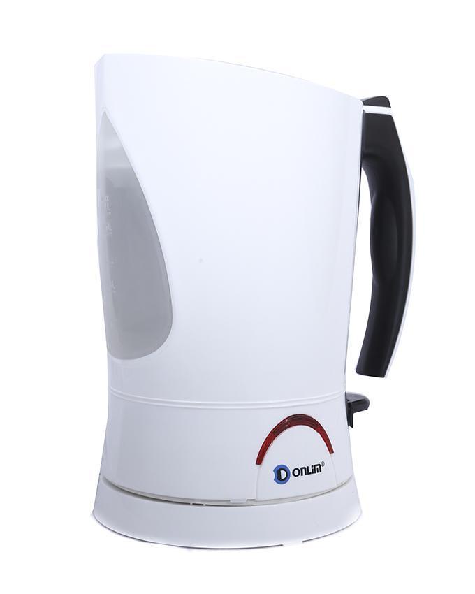 DKE7014 Cordless Jug Kettle - 1.7L - White