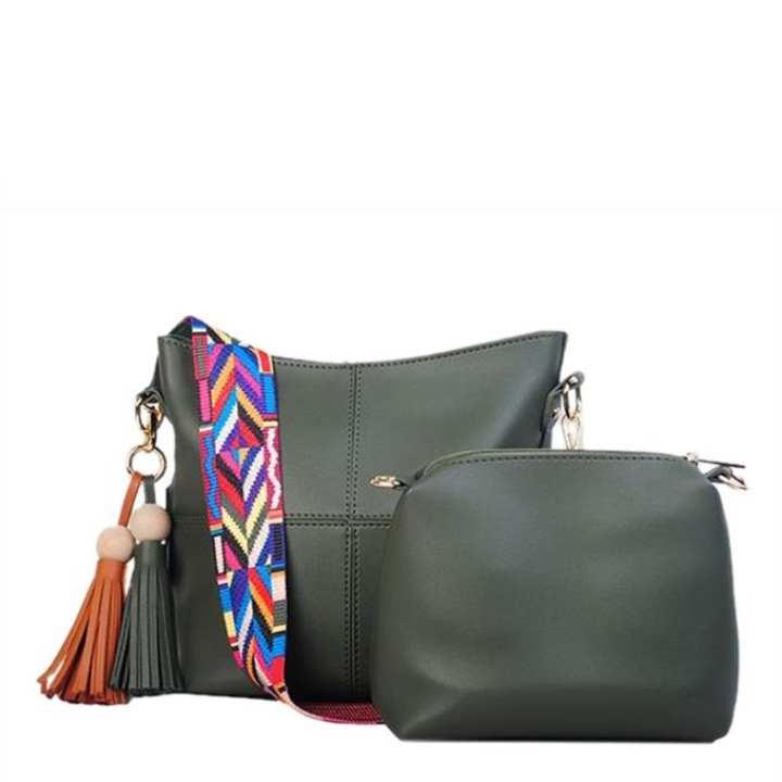 PU Leather Hand Bag For Women