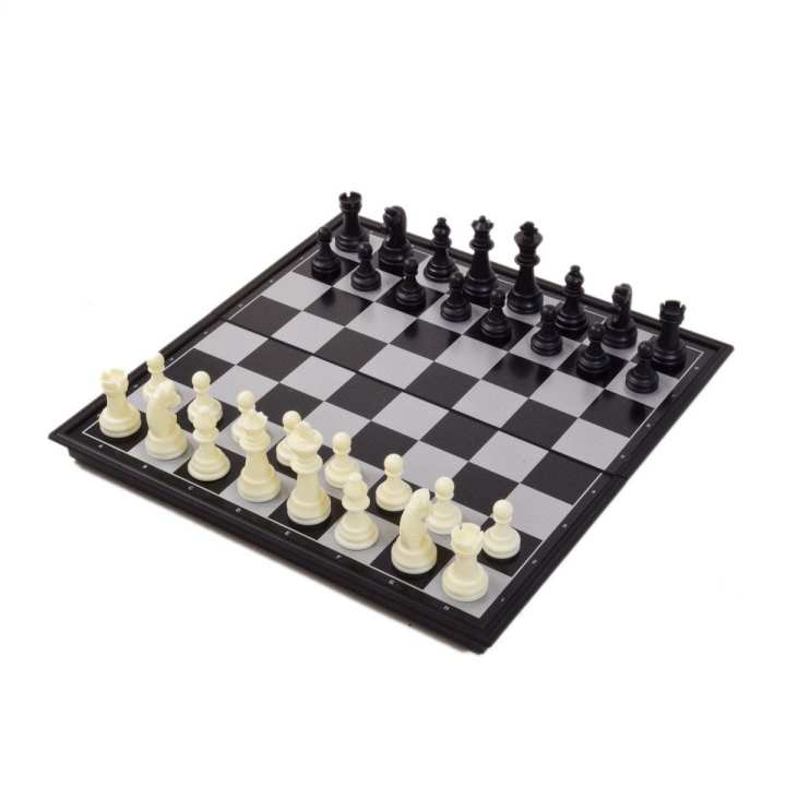 MAGNETIC folding CHESS BOARD