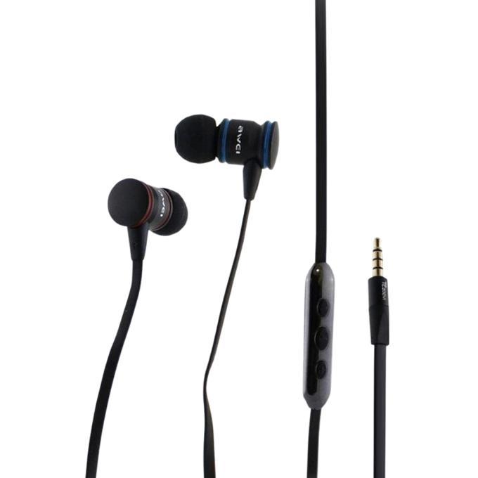 TE200VI In- Ear Headphone - Black