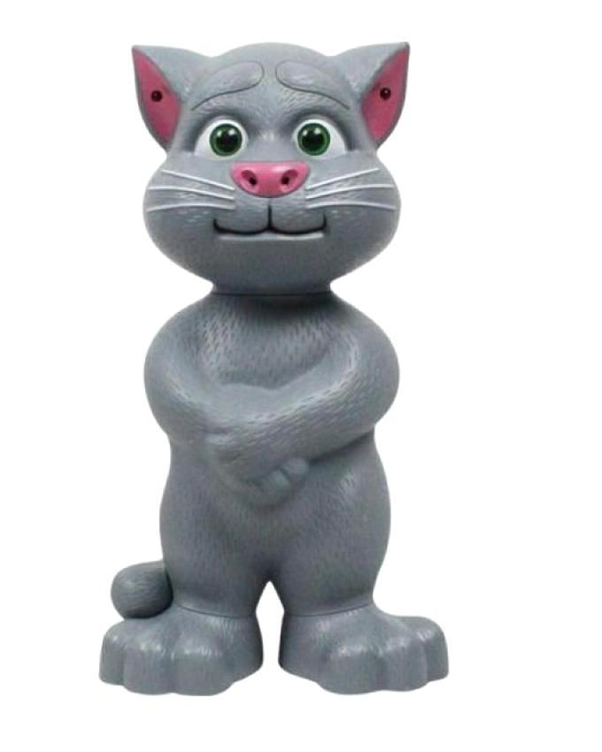 Talking Tom Toy - Gray