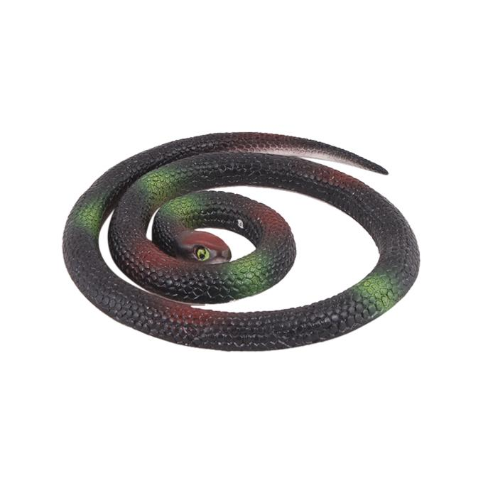 Realistic Rubber Snake - Black