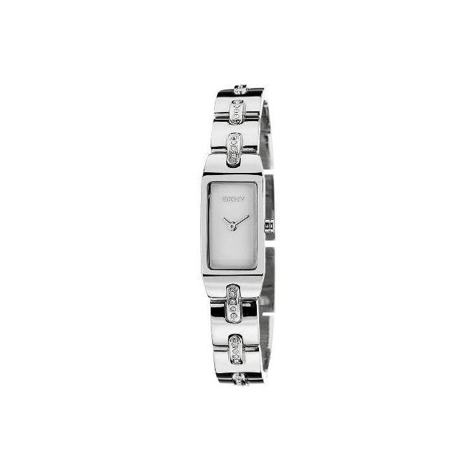 Stainless Steel NY3366 Wrist Analogue Watch For Women - Silver