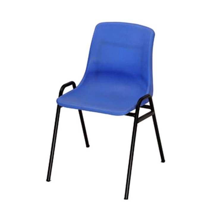 Steel Chair Series - CH-01 BS - Blue