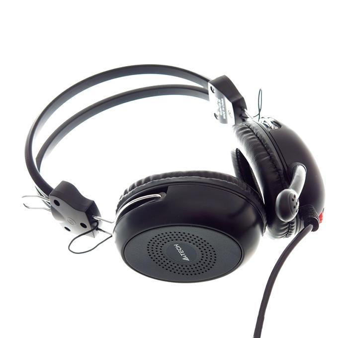 HS-30 - ComfortFit Stereo Headset - Black
