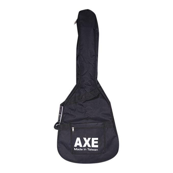 Acoustic Guitar Foam Gig Bag - Black