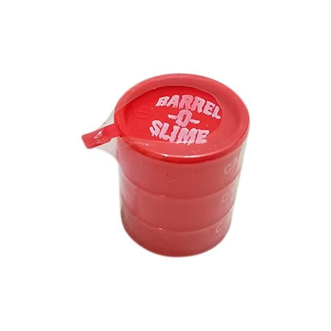 Barrel-O-Slime for Kids 5+ yrs - Red