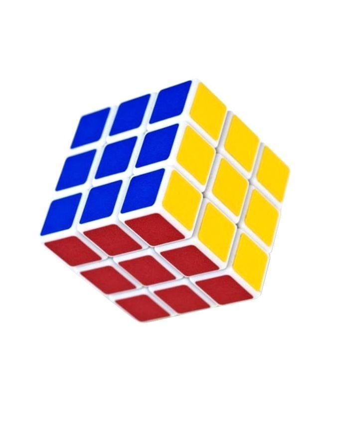 Rubik Cube 3X3 - Multi-Color