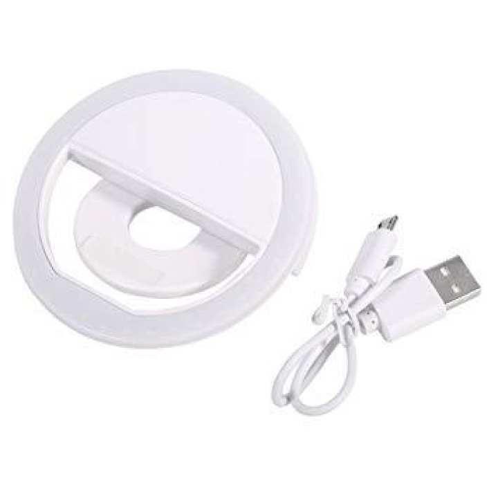 Musical.ly Portable Mini LED Selfie Ring Light