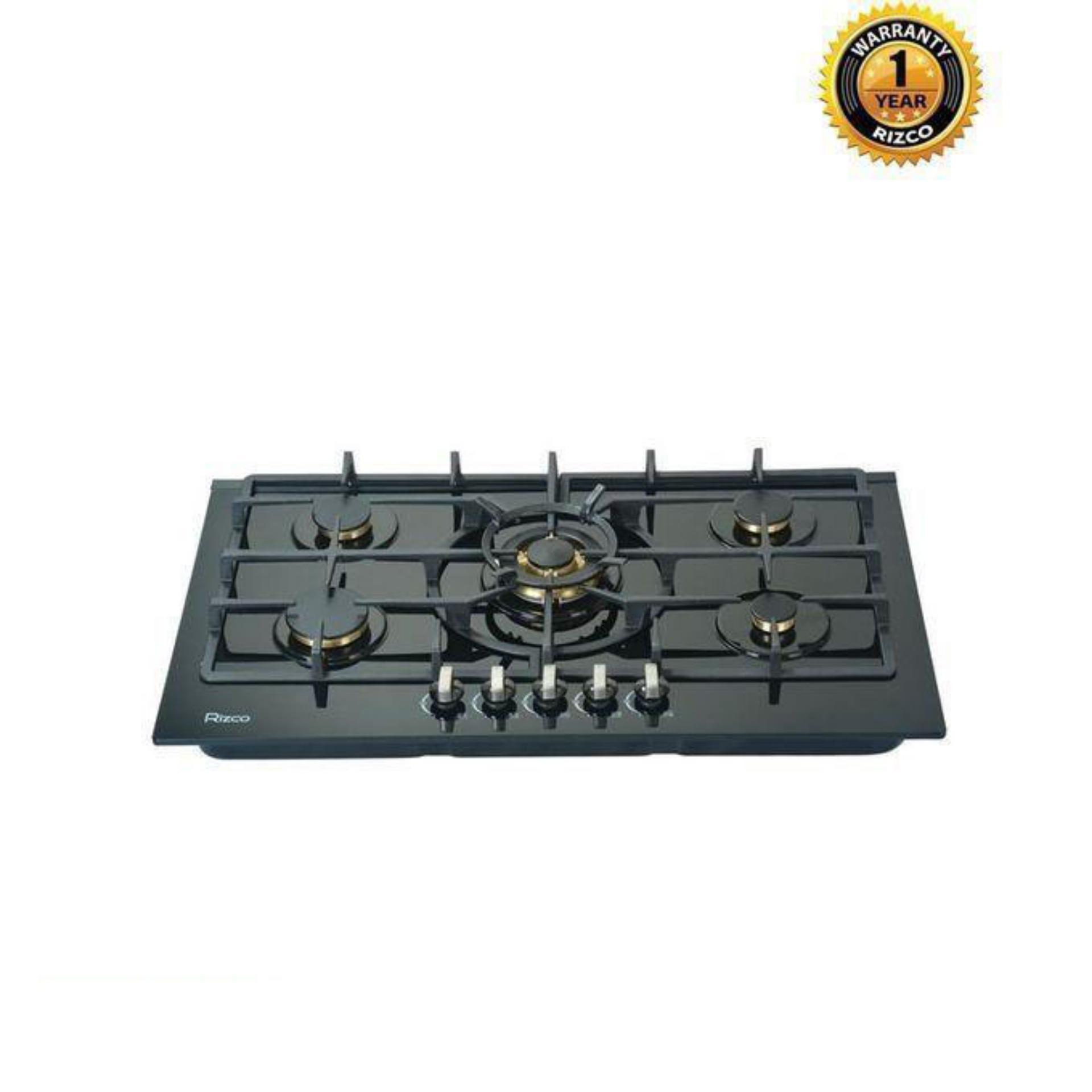 BG-50 Gas Burner LPG - Black