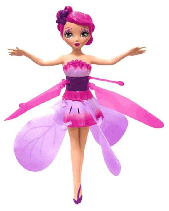 Flying Fairy Doll - Pink