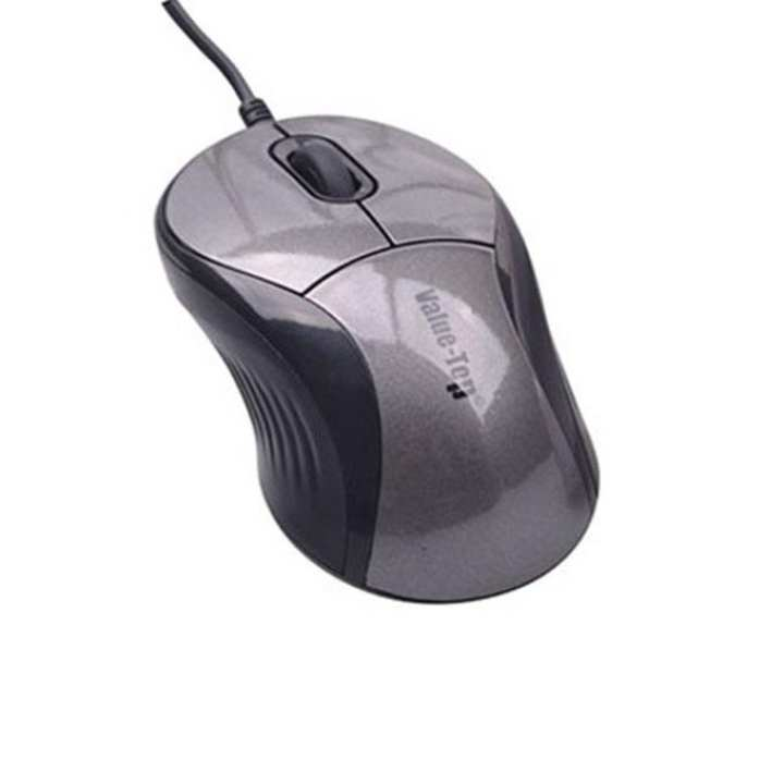 Wired Mouse M95 - Ash
