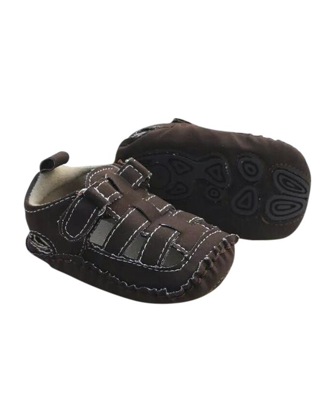 Blown Leather Sandal For Boys
