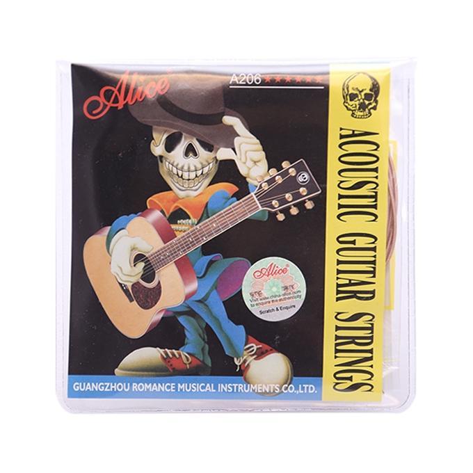 Guitar Strings - Black