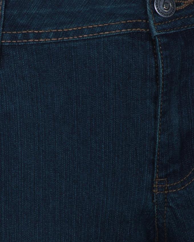 Ladies Cotton Casual Pants - Dark Blue