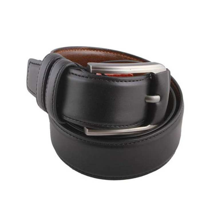 Leather Formal Belt For Men