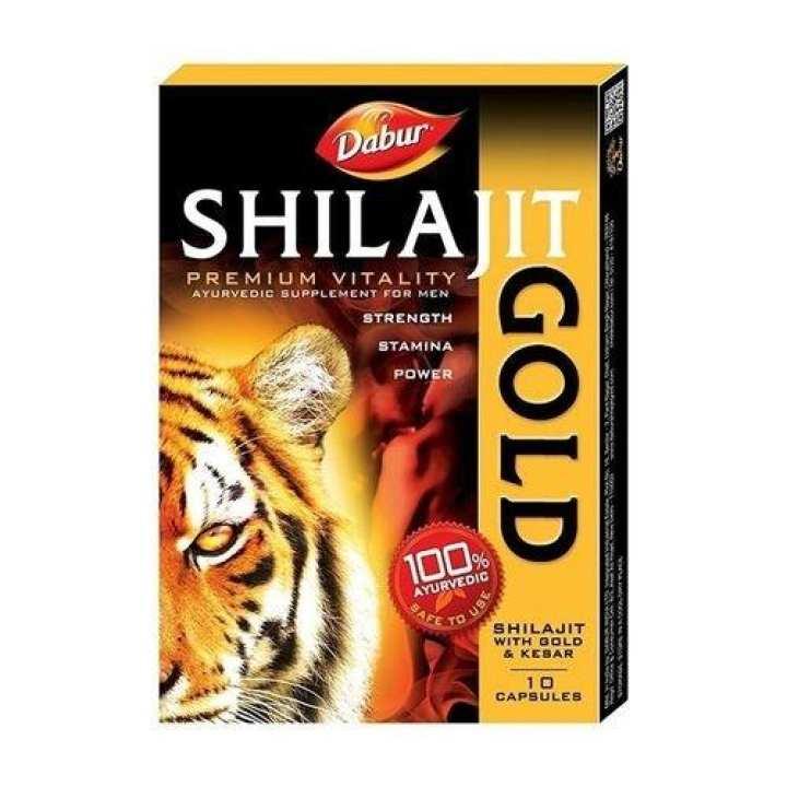 Shilajit Gold - 10 Capsules