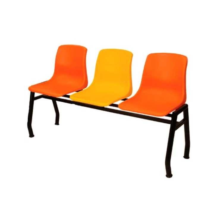 Waiting Chair Series - CH-03 BN - Multi-Color