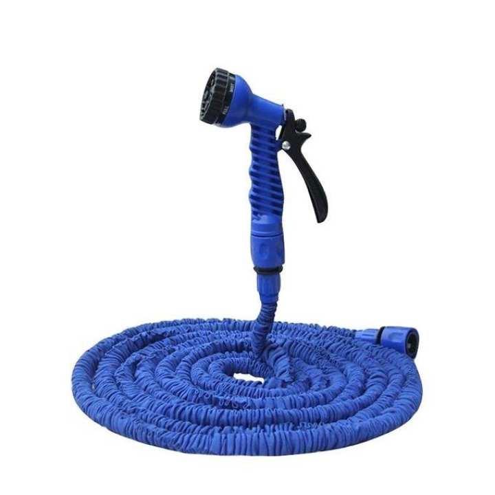 Car Washing Hose Pipe - Blue
