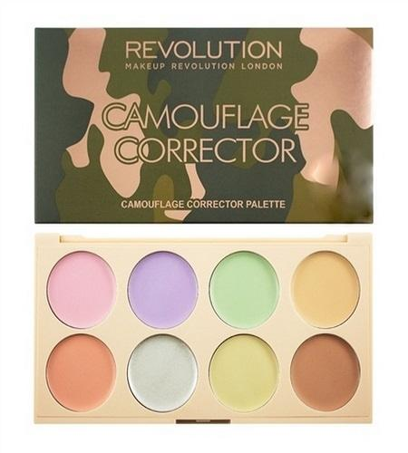 London Camouflage Corrector Palette - 13g