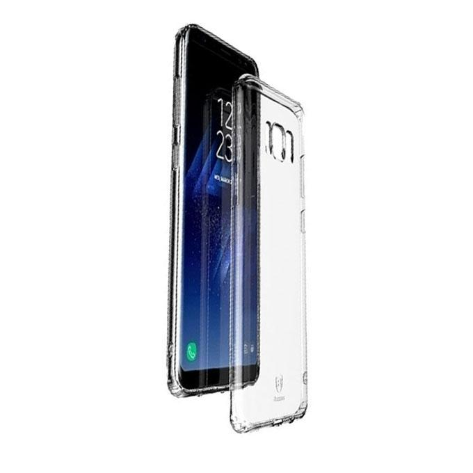 Clear TPU Cover for Samsung Galaxy S8 - Transparent