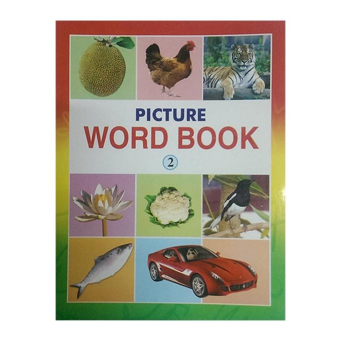 Picture Word Book - 2