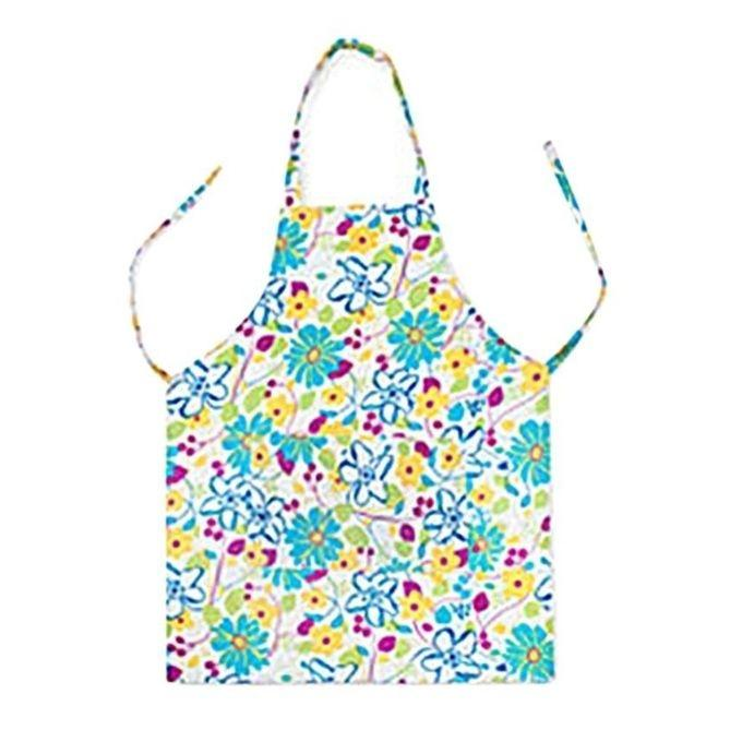 Kitchen Apron for Clean Cooking - Multi-color