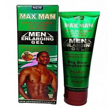 Product details of Maxman Sexual Excitement Longer Larger Penis Enlarging  Gel - 50gm 5f8408a091c7
