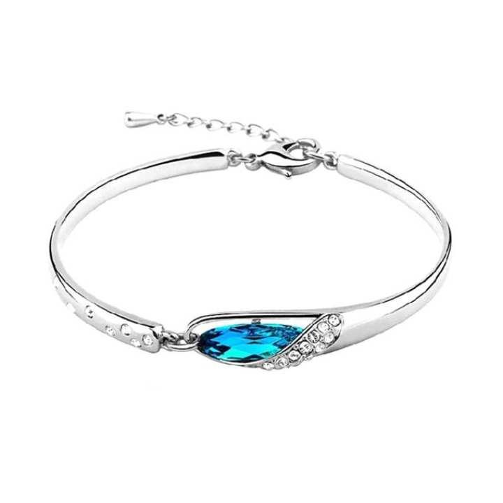 Silver Metal Bracelet for Women