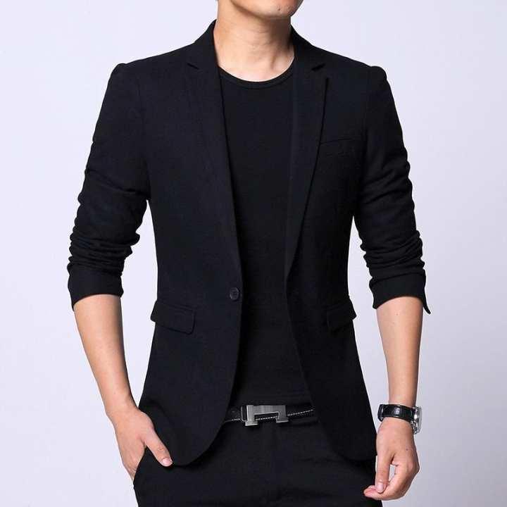 Men's  Blazer For Men Slim Fit