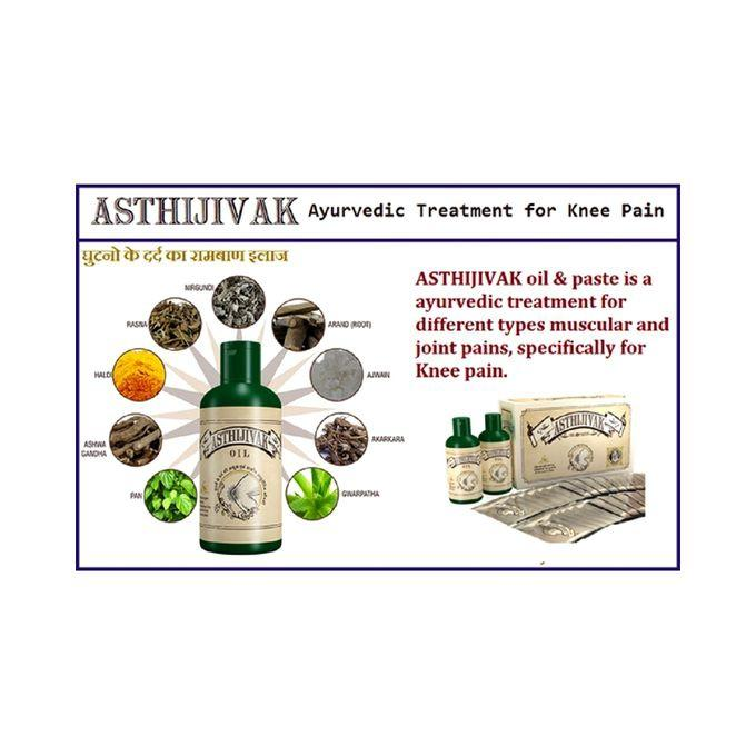 Asthijivak Oil and Paste - 1 Litre