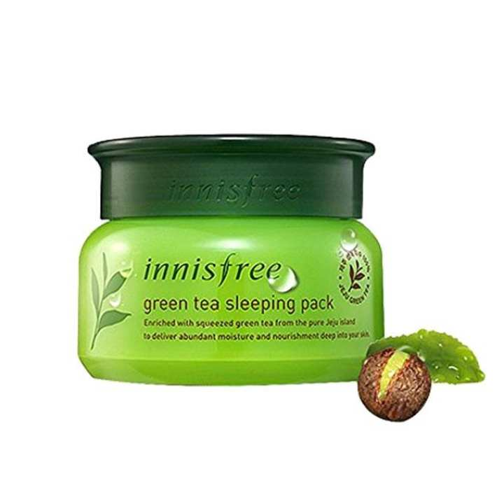 Green Tea Sleeping Pack