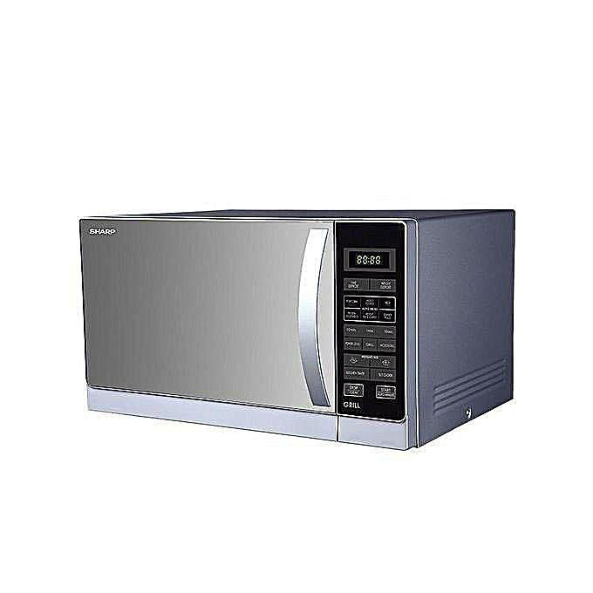 Sharp Microwave Oven R 84ao 25l Silver