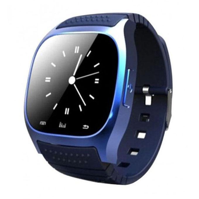 Bluetooth Smart Gear Watch - Blue