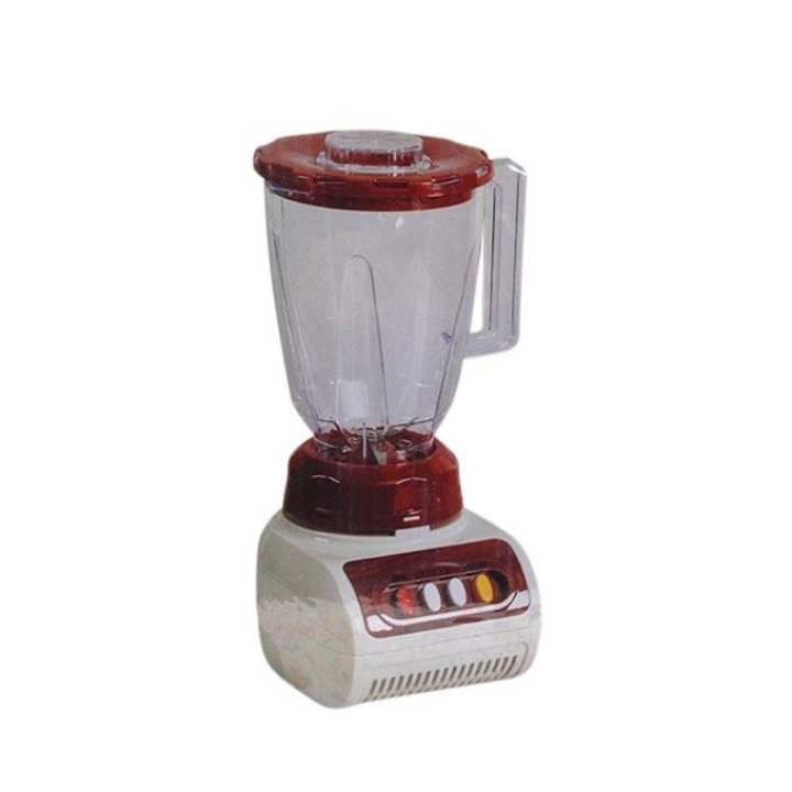 3 In 1 Blender - Off White and Red