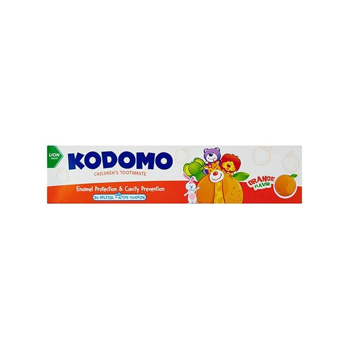 Orange Flavor Toothpaste For Baby - 80gm