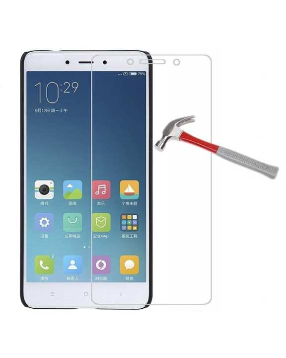 Tempered Glass Protector for Xiaomi Redmi Note 4 - Transparent