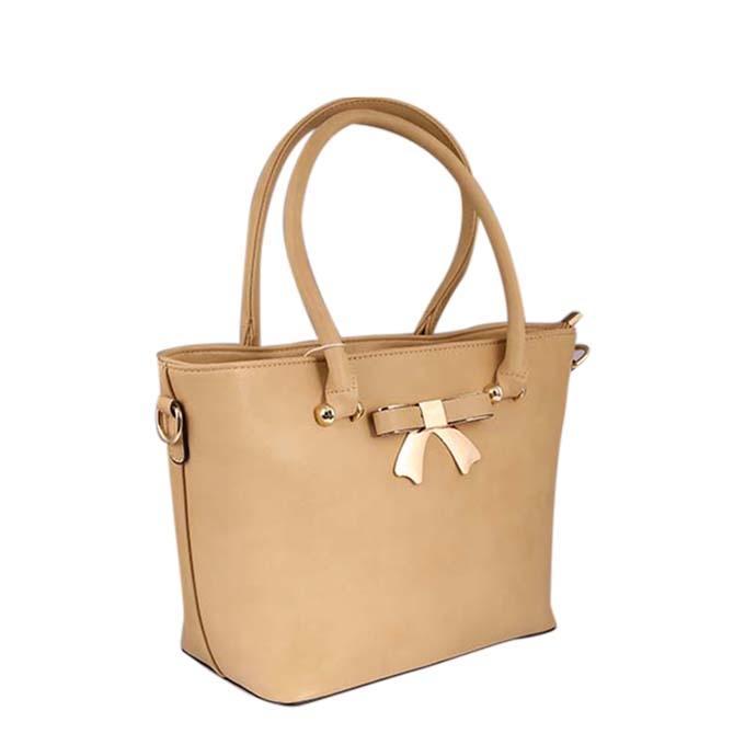 Burly Wood Shoulder Bag for Women