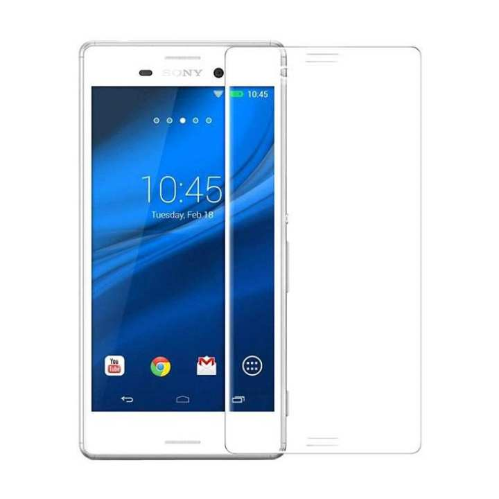 Tempered Glass for Sony M4 -Transparent