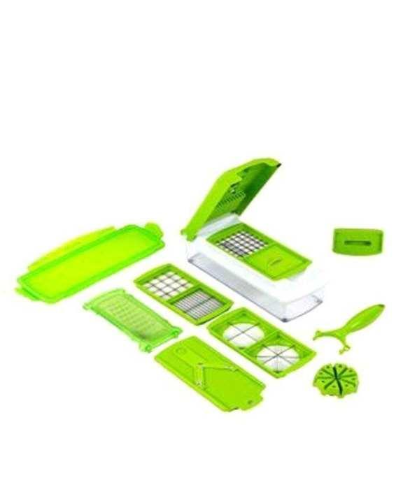 Nicer Dicer Plus Multi-Chopper - Green