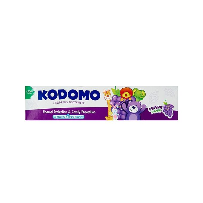 Grape Flavor Toothpaste For Baby - 80gm