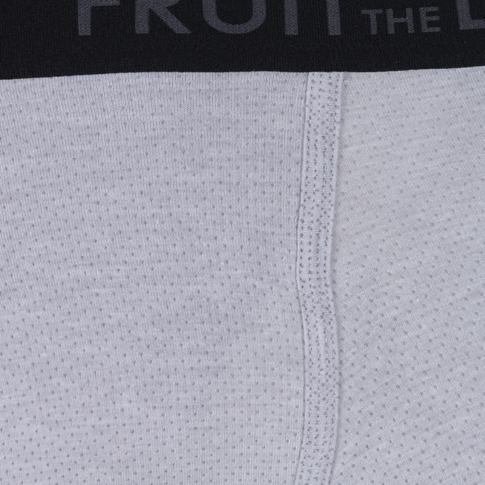 Gray Cotton Underwear For Men