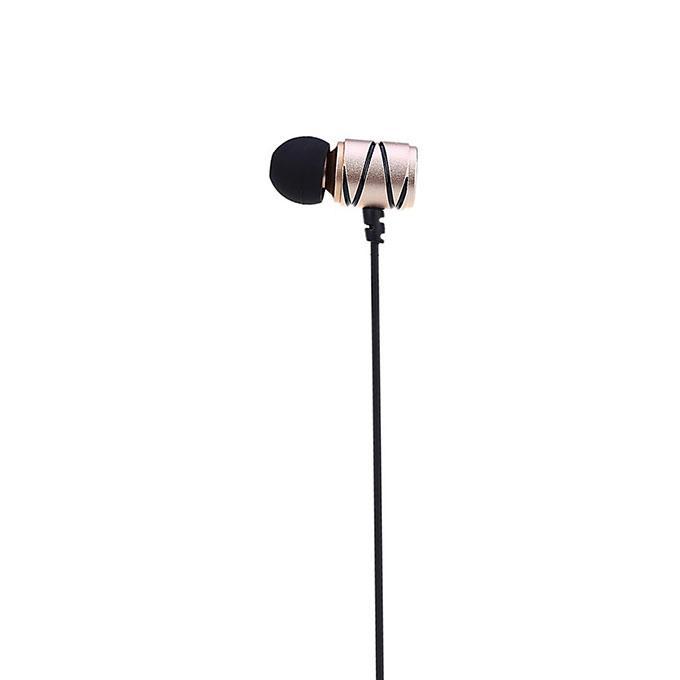 Q5i In-Ear Earphone - Golden