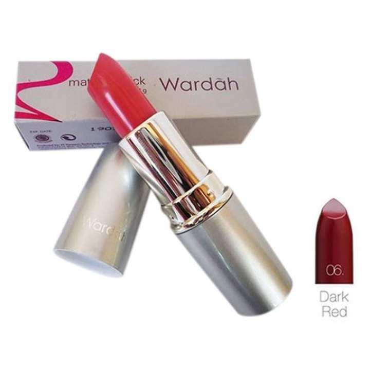 Matte Lipstick 06 - 3.8 gm