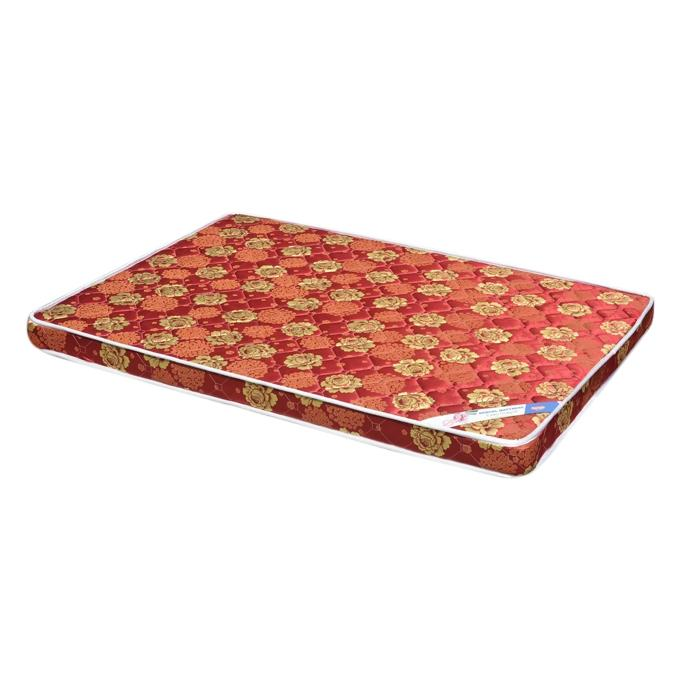 "Bengal Spring Mattress (84""x72""x6"") - Multicolor"