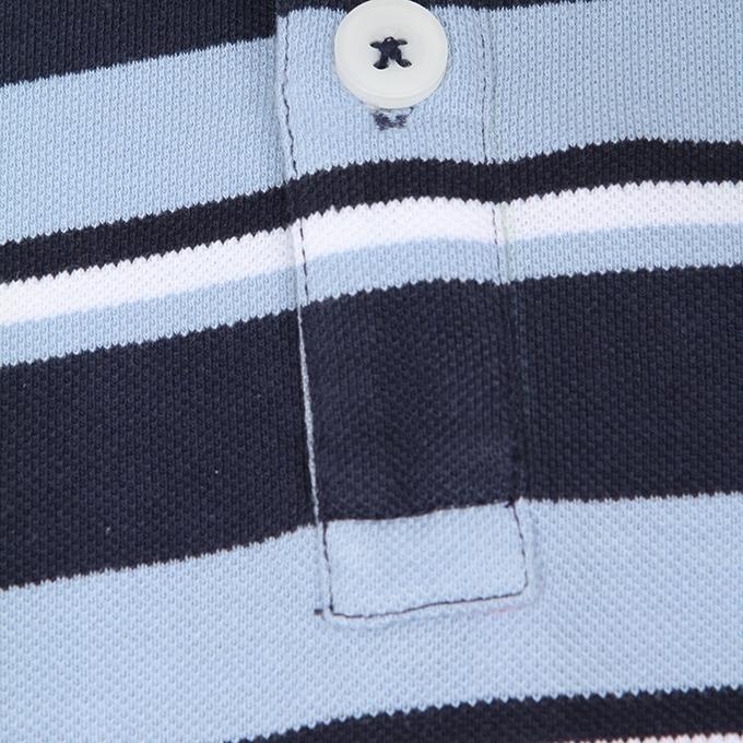 Multi Color Cotton Casual Polo For Men