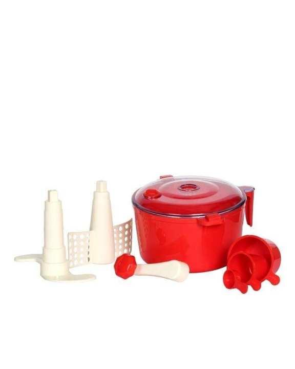 Ritu Dough Maker (Ata maker) - Red