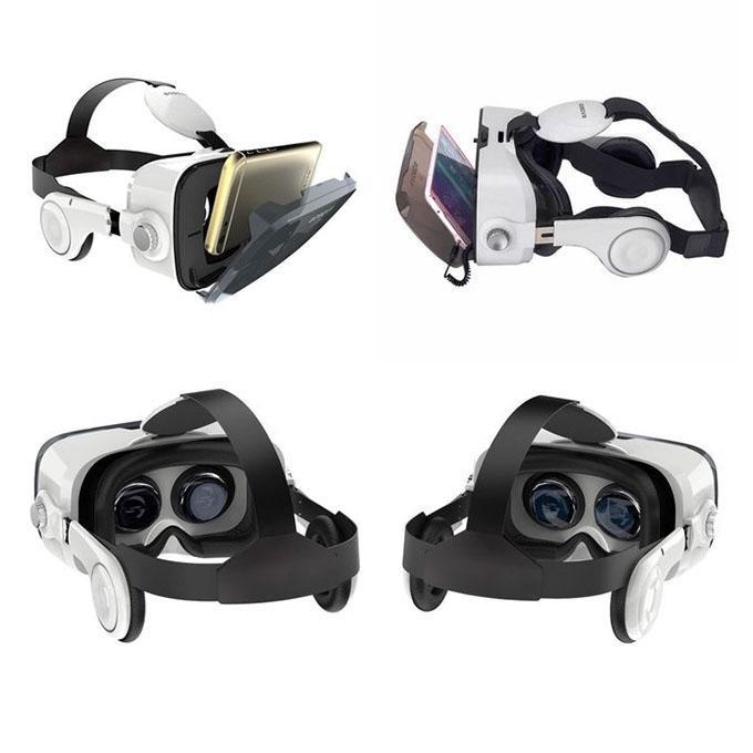 Z4 - 3D VR BOX - Black and White