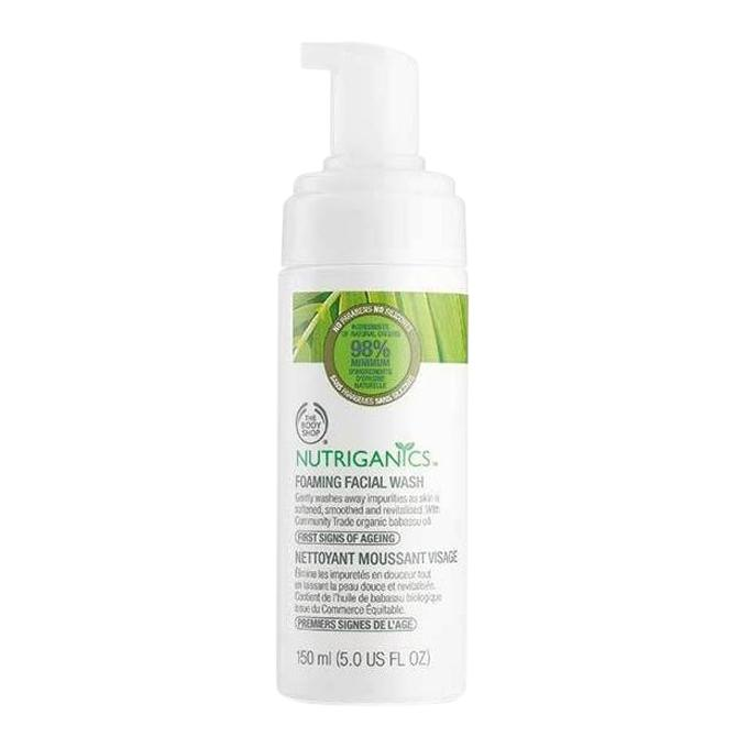Nutriganic's Foaming Face Wash - 150ml